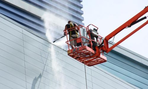 Commercial Power Washing in CT